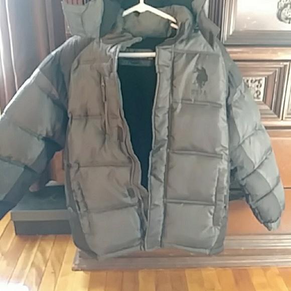 Jackets & Blazers - U.s polo assn.